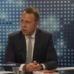 Јанушев: Ветинг за политичарите и судиите – Ние Груевски ниту сме го избркале, ниту планираме да враќаме некого (ВИДЕО)