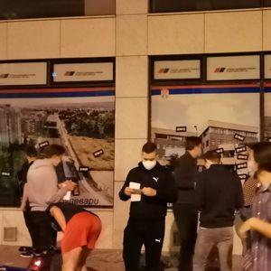 И Во Нови Сад протест поради најавените мерки