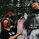 Христоски: Дали Рашела Мизрахи со приврзаниците синоќа дивееле во Крушево?!