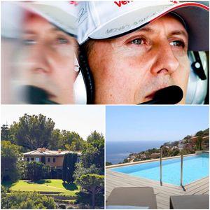 Погледнете како изгледа куќата на Мајорка каде Михаел Шумахер ќе го продолжи лекувањето, само три лица смеат да го посетат