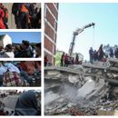 ВИДЕО | Има надеж: Извлечени живи десетина жители на Измир кои по земјотресот без заглавени под урнатините