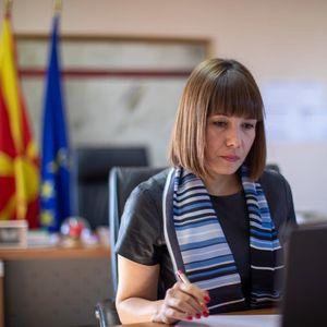 Царовска: Подготвени сме за старт на учебната година по нова Концепција и со потребните протоколи