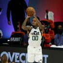 """Јута го урна НБА рекордот во тројки, Лејкерси прокоцкаа """"+17""""!"""