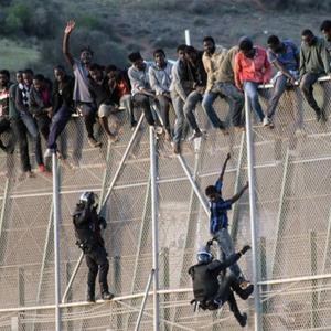 На границата меѓу Литванија и Белорусија уапсени 171 ирачки мигрант