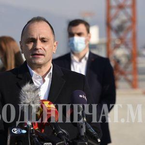 Филипче: Има зголемен број заболени од ковид-19 во Скопје, Куманово, Тетово, Гостивар и Кичево, но нема простор за паника