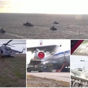 ВИДЕО I Русија најави повлекување на својата армија од границата со Украина