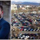 """Богдановиќ: Во оваа ситуација, за жал, ќе мора да се издаде одобрението за градба кај """"Холидеј Ин"""""""