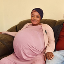 ФОТО | Во нејзината утроба носела десет бебиња: Жосиаме Ситол стана мајка на седум момчиња и три девојчиња