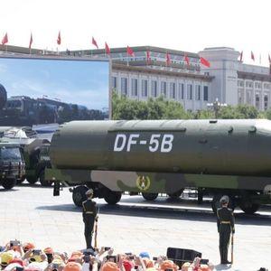 Кина забрзано го зајакнува нуклеарниот арсенал, полиња со ракетни силоси никнуваат на западот на земјата