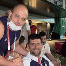 ФОТО | Костовски: Си посакавме златни медали со Новак