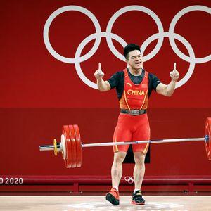 Светски рекорд на Кинезот Ши