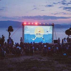 """Четири награди се доделени на """"Бич филм фестивал"""""""