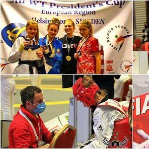Рељиќ, голема надеж во таеквондото: До успех со тренинг, истрајност, желба, почит кон тренерот