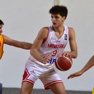 """ФИБА """"Челенџер"""": Хрватите пресилни за македонските кошаркарски надежи"""