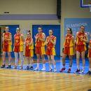 ФИБА Челенџер: Втора победа на младите македонски кошаркарки во Софија