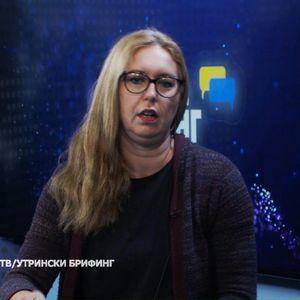 ВИДЕО | Ана Франговска: И во уметноста главна тема станува екологијата затоа што состојбата е алармантна