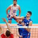 Српските одбојкари се првите полуфиналисти на Европското првенство