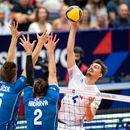 Елиминиран олимпискиот шампион, познати четвртфиналните двојки на одбојкарското ЕП
