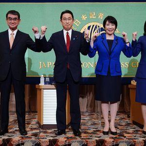 Тесна трка за следен премиер на Јапонија