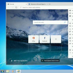 Microsoft Edge направен на Chromium сега е достапен и за корисниците на Windows 7, 8 и 8.1