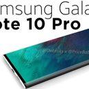 """Објавени првите неофицијални """"рендери"""" од Galaxy Note 10 Pro"""