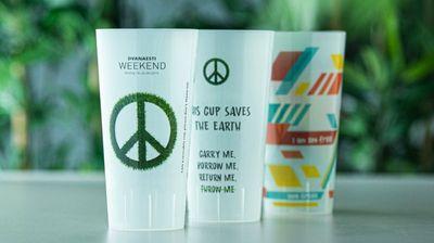 Викенд Медиа Фестивал без еднократна пластика