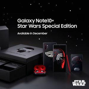 Samsung Galaxy Note10+ добива Star Wars Special Edition верзија