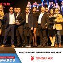 Прва македонска компанија која добива меѓународна награда за мулти платформско решение