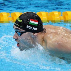 Милак на 200 метри пеперутка го сруши олимпискиот рекорд на Фелпс, Британците се нови олимписки шампиони во 4х200 метри слободно