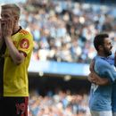 Ben Foster admits he was happy to be only 5-0 down at half-time as Man City inflict 'carnage' on Watford
