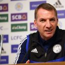 League Cup semi-final: Brendan Rodgers urges Leicester players to grasp their opportunity at Wembley glory
