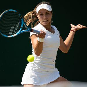 Виктория Томова претърпя поражение на старта на турнира в Мейкън