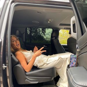 Jennifer Aniston reveals uncomfortable way she stopped SAG Awards dress getting ruined ahead of Brad Pitt reunion