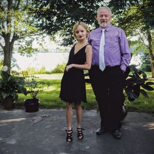 Woman who 'looks 15' says strangers mistake boyfriend for her GRANDPA because he's double her age