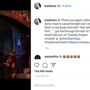 MADONNA cancels show with just 45 mins notice citing medical reasons & leaving fans devastated