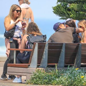The Bachelor's Peter Weber can't stop kissing finalist Madison Prewett – even after cameras stop – on Australian date