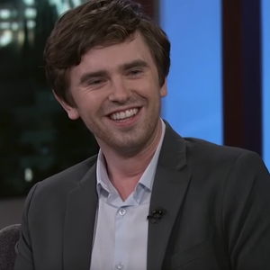 The Good Doctor star Freddie Highmore reveals Coronavirus concerns led cast to steal surgical masks from set