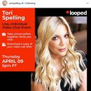 Cash-strapped Tori Spelling slammed by fans after demanding $95 for video chat