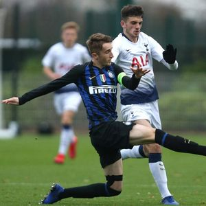 Who is Troy Parrott? Teenage striker from Dublin who starts for Spurs v Juventus