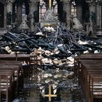 Let the spirit of Notre Dame bring hope to all of us in the UK this Easter