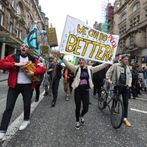 Smug Extinction Rebellion eco-wallies are so full of hot air they don't see they are actually causing pollution