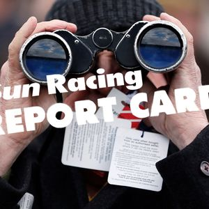 Racing Report Card: A cracking ride from Jason Watson, a brace for Danny Tudhope, and one of Mark Johnston's for the notebook
