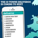 Deliveroo is coming to 10 new towns across the UK – find out if yours is covered