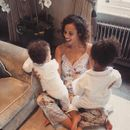 Inside Rochelle Humes' daughter Alaia's sixth birthday sleepover with personalised pyjamas, tipis and mini-spa