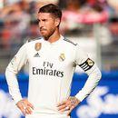 Real Madrid captain Sergio Ramos is 'considering his future' at the Bernabeu