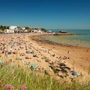 Head to the Kent coastal town of Broadstairs for that traditional Brit seaside experience