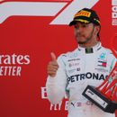Lewis Hamilton says he's not to blame for making F1 boring this season