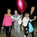 Peter Andre lets Katie Price spend 41st birthday with her children after she apologised to him on Twitter