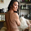 Woman, 28, who has saggy skin that makes her look DECADES older reveals she has been left bedbound from the rare disorder