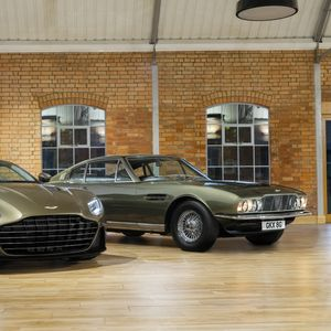 New James Bond-inspired Aston Martin DBS Superleggera revealed – with a £300,007 price tag